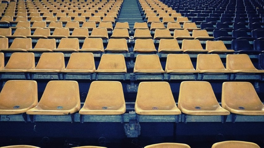איצטדיון ריק