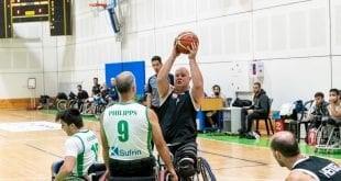 שחקן כדורסל נכים, בית הלוחם חיפה דותן מישר