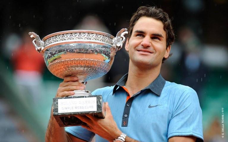 Federer Rolabd Garros