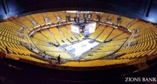 יוטה ג'אז אולם כדורסל
