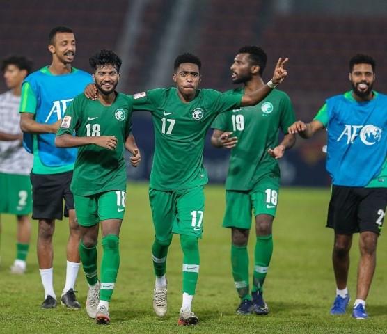 נבחרת סעודיה