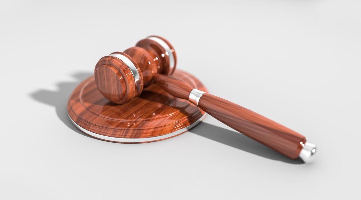 בית משפט, פטיש