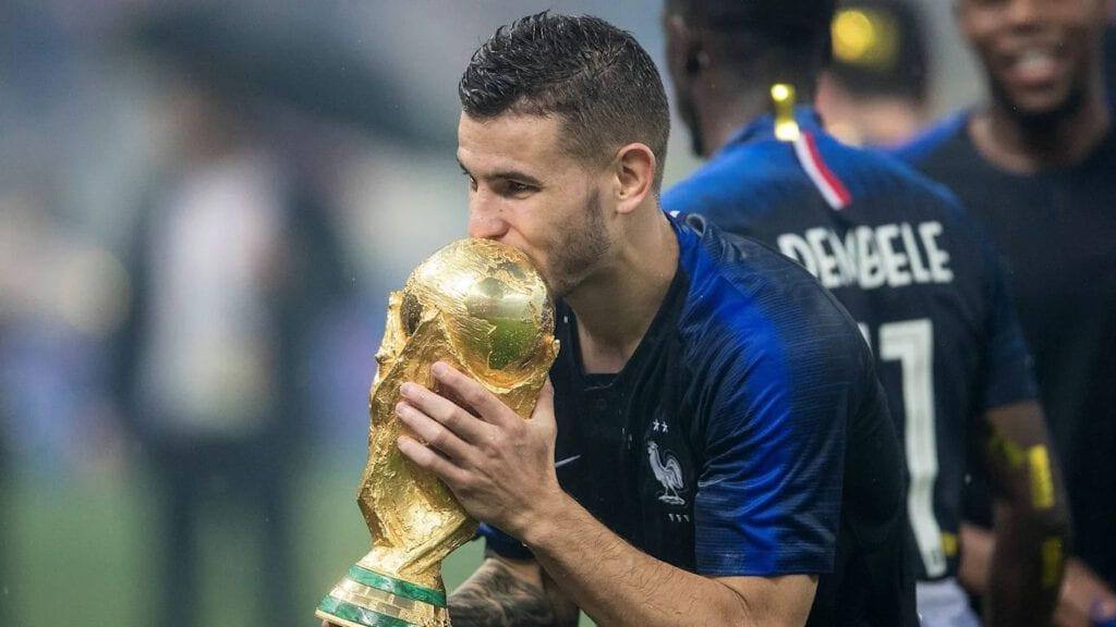 לוקאס הרננדס, נבחרת צרפת, גביע העולם