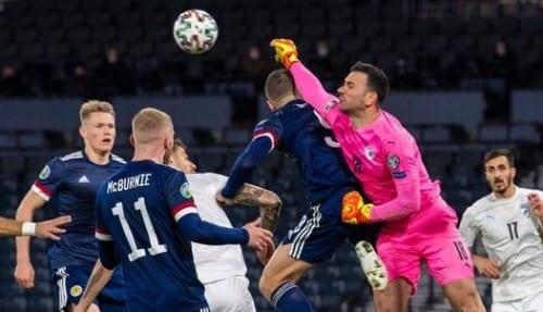 נבחרת ישראל, נבחרת סקוטלנד, אופיר מרציאנו