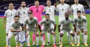 נבחרת ישראל, פלייאוף העלייה ליורו 2020
