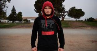 חביב נורמגומדוב, MMA
