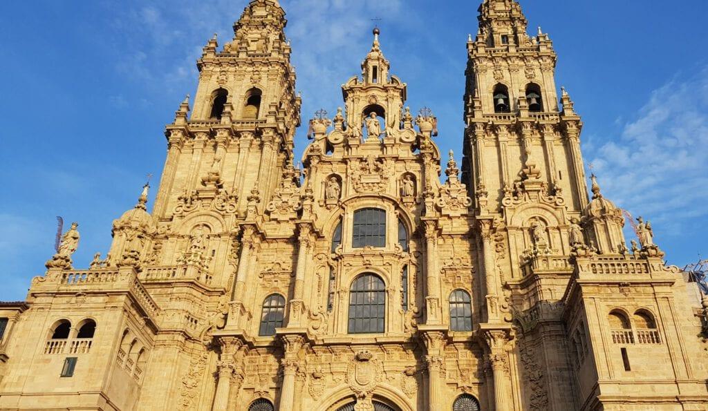 הקתדרלה בקומפוסטלה