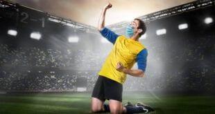 כדורגל בזמן הקורונה פרק 168 בזמן הקורונה