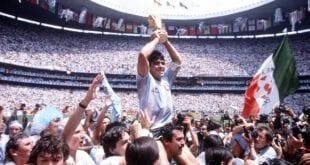 מראדונה, מונדיאל 1986