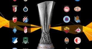 ליגה אירופאית, 32 האחרונות