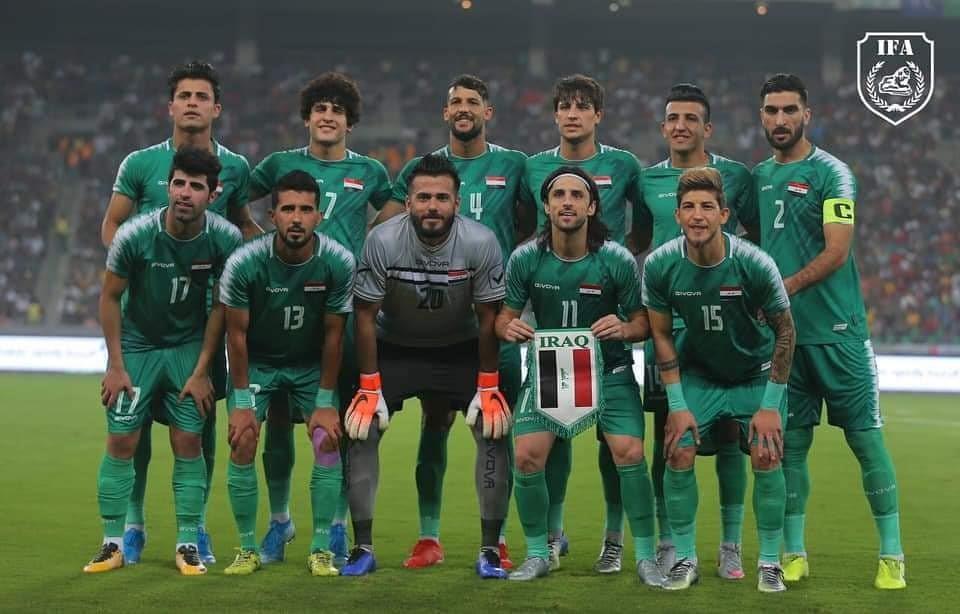 נבחרת עיראק בכדורגל