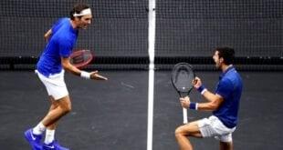 פדרר וג'וקוביץ', טניס
